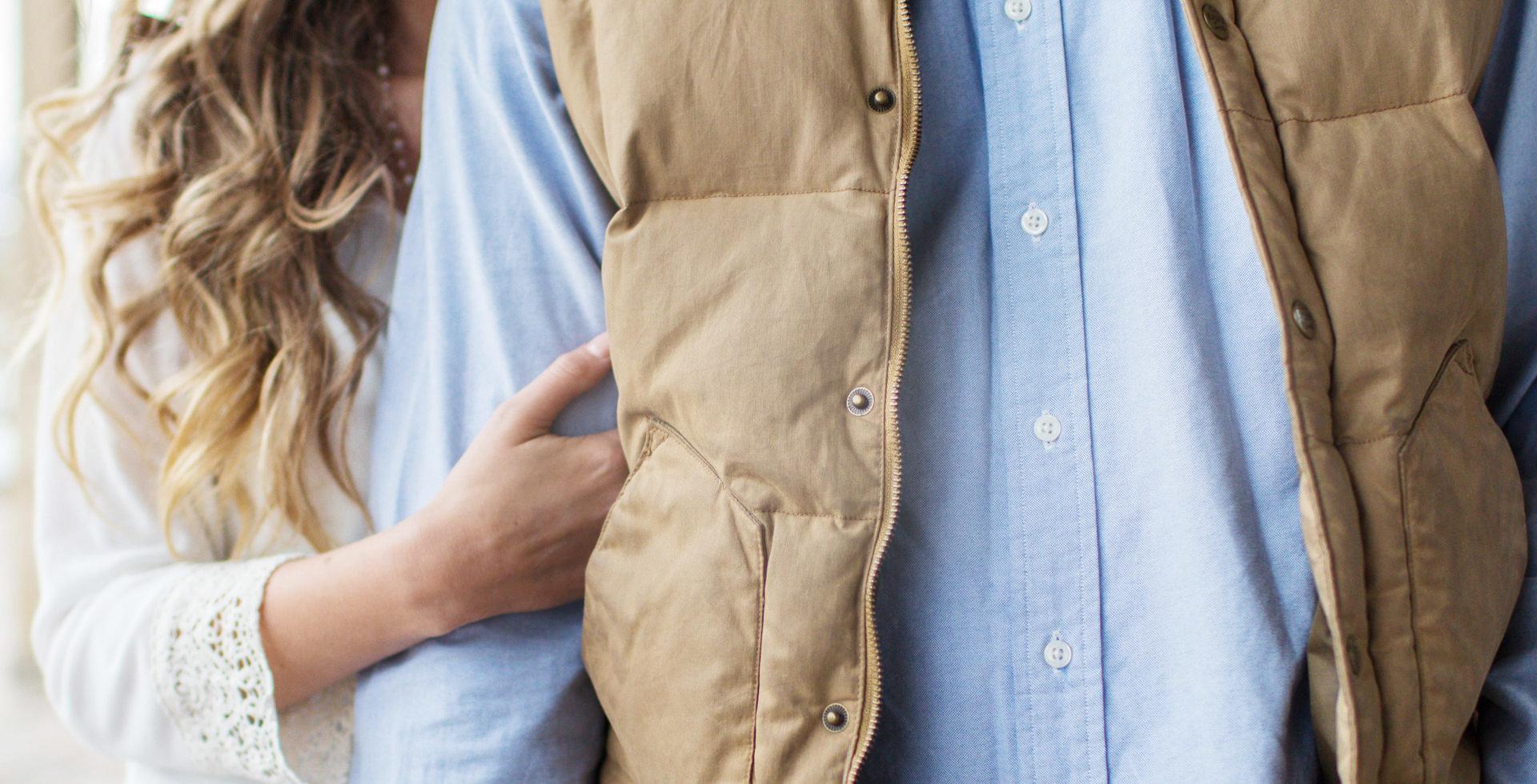 Odzież, obuwie i galanteria męska